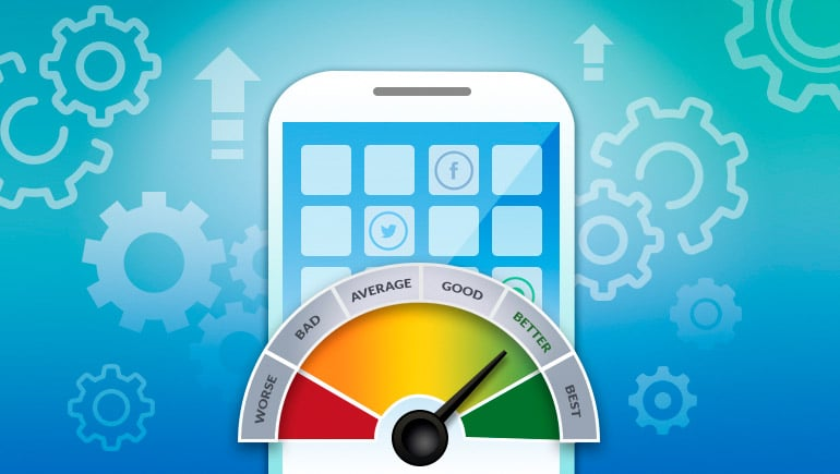 mobile apps performance optimization