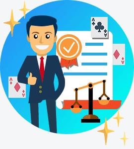 business attorney launch poker