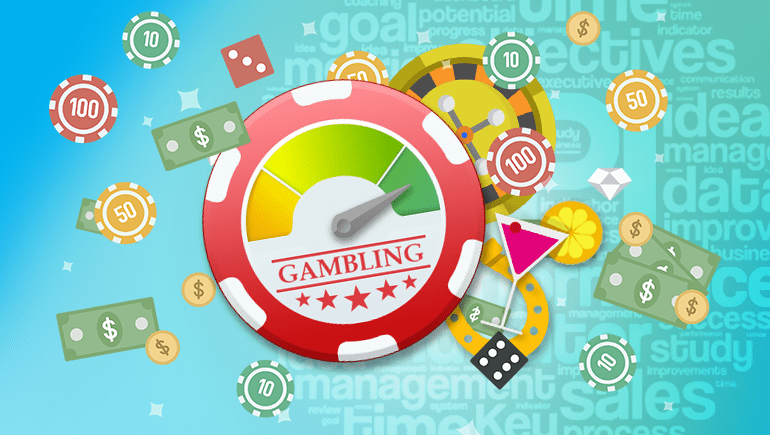 gambling business key performance indicators