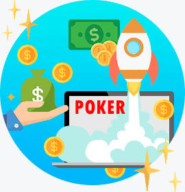 poker to make money